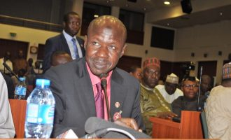 Magu appears before reps panel