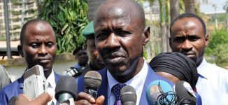 Magu avoids question on Ganduje 'bribery' video
