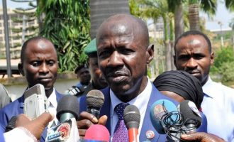 EFCC: We've placed top politicians under surveillance to check vote-buying
