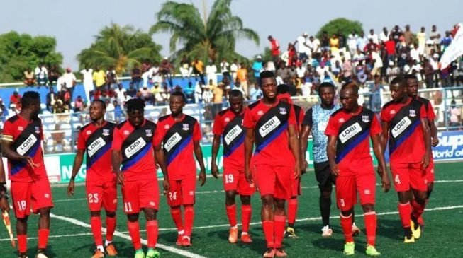 NPFL wrap-up: Goals galore as Lobi, Wikki, Ifeanyi Ubah grab big wins