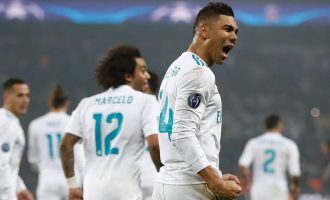 Real Madrid, Liverpool cruise into UCL quarter final
