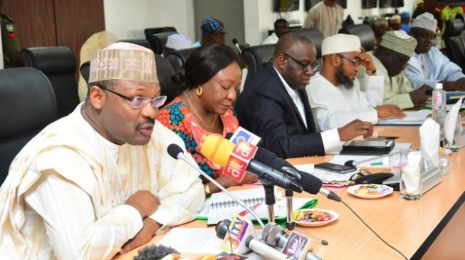 Neither APC Nor PDP Can Intimidate Me - INEC Chairman