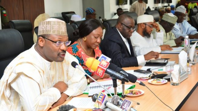 INEC announces general elections dates for next 36 years