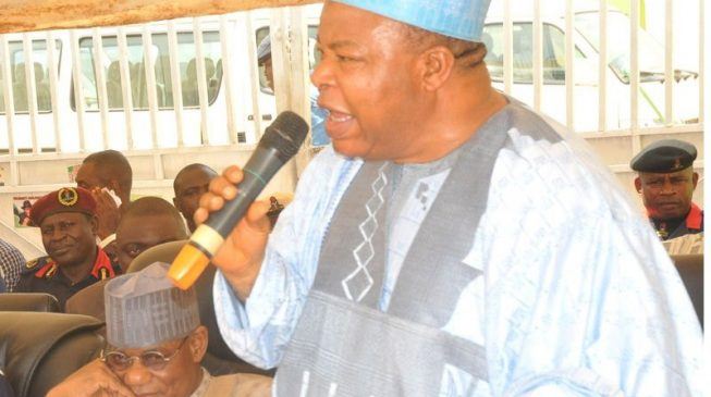 Mantu Confesses To Helping PDP Rig Elections