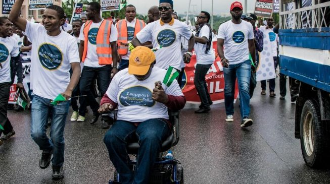 #NotTooYoungToRun: How president Buhari can make history