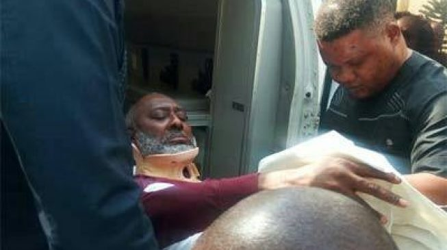 Metuh Seeks Court's Permission For Treatment Abroad