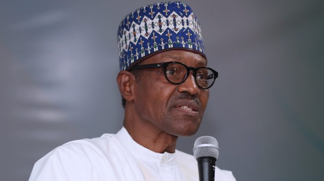 Buhari on 2nd term bid: I declared before leaving for UK because Nigerians were talking too much