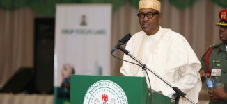 Buhari calls for end to 'unacceptable' violence against children
