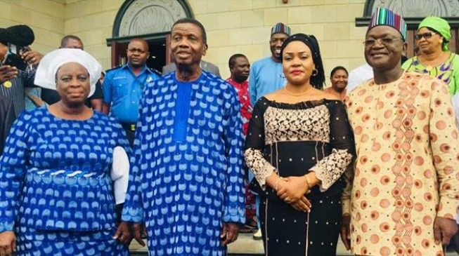 Pastor Adeboye Intercedes Over Benue Killings