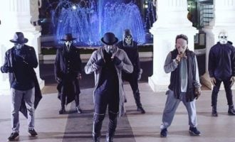WATCH: Peter Okoye directs horror themed video for new single