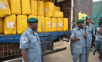 REVEALED: Seme is Nigeria's No. 1 fuel smuggling route
