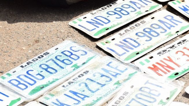 Lagos: No increase in fees for vehicle licence, number plates