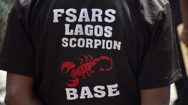 'Criminals in police uniform' — anti-SARS campaign regains momentum