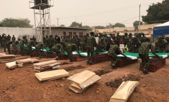 'They joined us less than a year ago' — army commander showers encomium on 11 soldiers killed in Kaduna