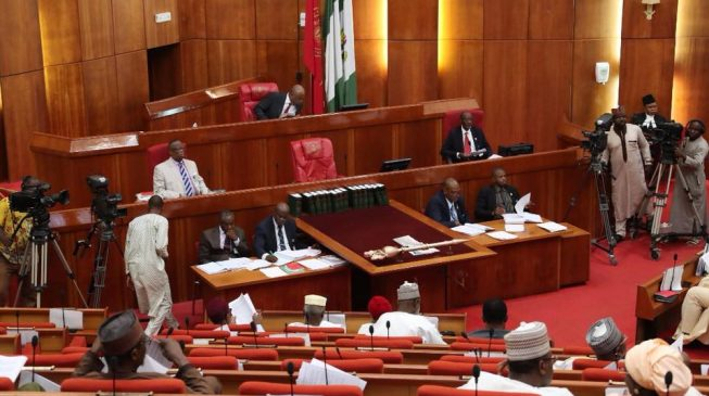 Senate asks INEC to declare result of June 12 election