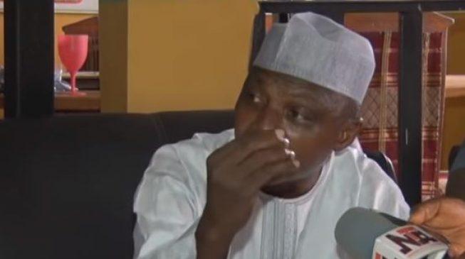 Tinubu notable absentee as Buhari hosts APC national caucus meeting