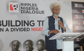 Soyinka to Buhari: Stop shedding unjust tears! Deal with bloodthirsty terrorists