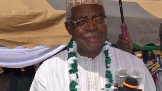 Echoing TY Danjuma to avoid being arrested