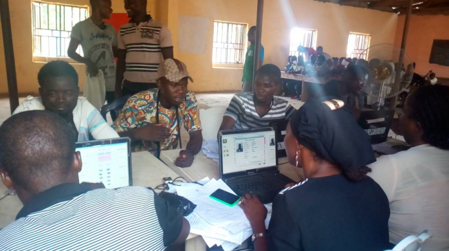 Group begs INEC to extend voter registration