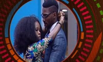 BBNaija: Bickering lovers, Tobi and Cee-C, forced to tango by fate