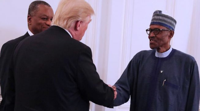 Tillerson departs for Africa for talks with Buhari, others