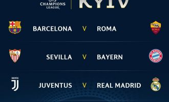Champions League draw review: Big guns kept apart