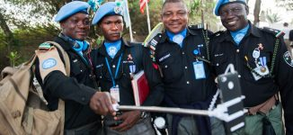 UN withdraws 108 Nigerian peace-keeping officers in Liberia