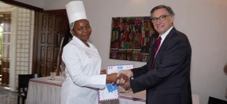 French ambassador: Jollof rice is my favourite Nigerian dish