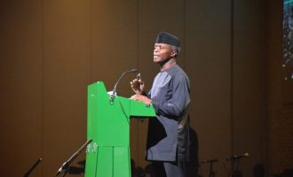 Osinbajo: Driving Nigeria's tech revolution