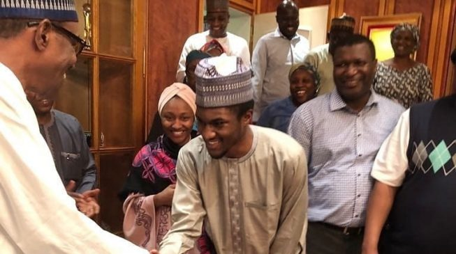 A letter to Yusuf Buhari
