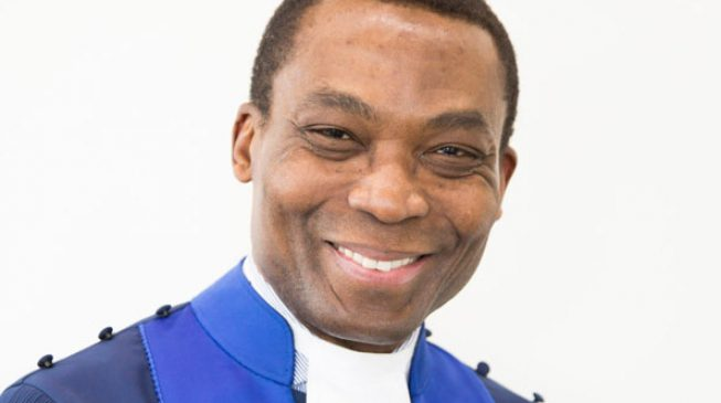 Image result for Nigeria's Eboe-Osuji elected ICC president
