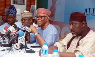 Sources: APC governors agree to fund elective convention