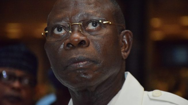 Ahead of APC convention, cleric seeks EFCC probe of Oshiomhole
