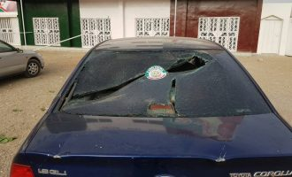 'Thugs' invade Atiku's campaign office in Katsina, destroy vehicles