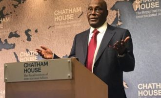 Atiku: I'm not surprised Buhari called Nigerian youth lazy… he's not an employer of labour