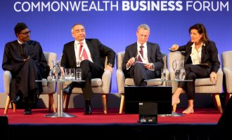 Buhari: Nigeria is safe for business — Shell is preparing to invest $15bn