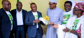 Wicked people kept Nigerians poor, says Buhari