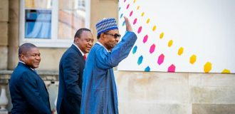 Buhari and the Commonwealth business forum