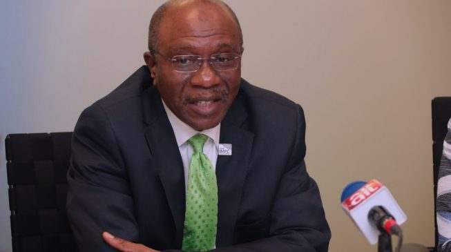 Emefiele waxes lyrical on Buhari's economic management prowess