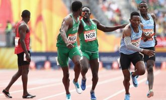 Commonwealth Games: Nigeria 'wanted more but inexperience affected us'