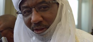 Sanusi unhappy with Nigerian ministers for missing meeting with investors in Washington