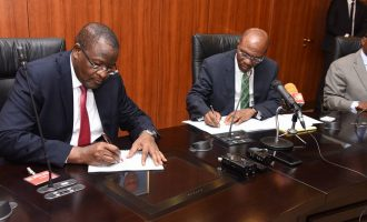CBN targets cashless policy with new NCC agreement