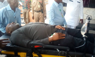Bruce: Melaye jumped out of vehicle because he was teargassed