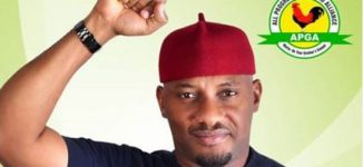 Yul Edochie — who won 145 votes in governorship poll — to run for president