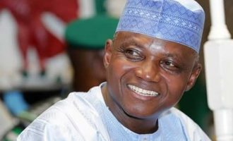 Garba Shehu: Anyone complaining of hunger should go and work
