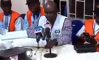 VIDEO: The moment Melaye emerged victorious in recall process