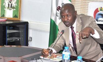 In all we do, we are guided by the fear of God, says EFCC