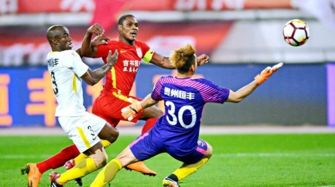 Four-goal hero Odion Ighalo says 'God gave me all at once'