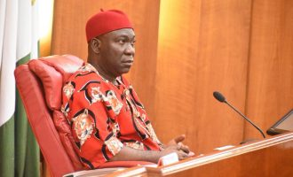 Ekweremadu didn't fall ill at EFCC interrogation, says aide