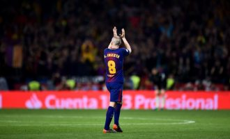 End of an era: Iniesta to quit Barca and Europe
